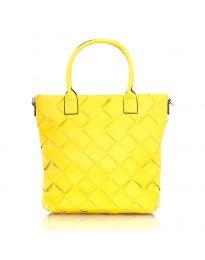 Дамска чанта в жълто - код LS594