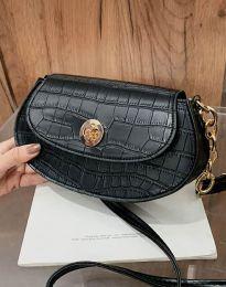 Дамска чанта в черно - код B423