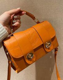 Дамска чанта в меднокафяво - код B336
