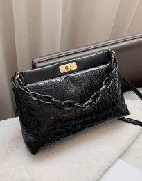 Дамска чанта в черно - код B335