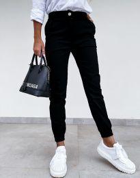 Дамски панталон в черно - код 4464