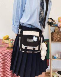 Ежедневна дамска чанта в черно - код B576