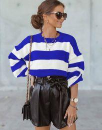 Атрактивен дамски пуловер - код 1765 - 1