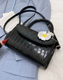 Дамска чанта в черно - код B435