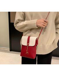 Дамска чанта в червено - код B72