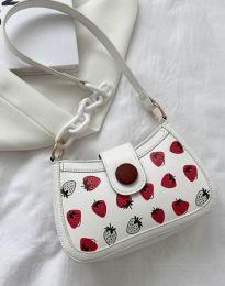 Дамска чанта в бяло - код B452