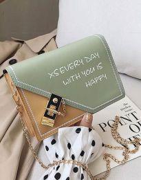 Атрактивна дамска чанта - код B306 - 2