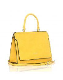 Дамска чанта в цвят горчица - код NH2818