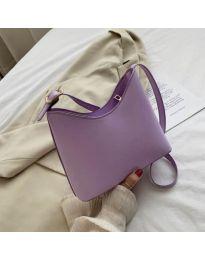 Дамска чанта в лилаво - код B34/9795