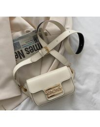 Дамска чанта в бежово - код B507