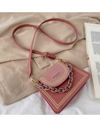 Дамска чанта в розово - код B157