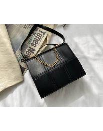 Елегантна дамска чанта в черно - код B509