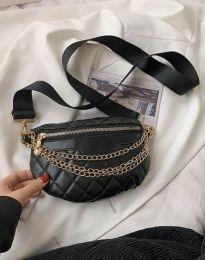 Дамска чанта в черно - код B450