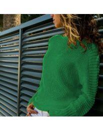 Дамска блуза в зелено - код 825