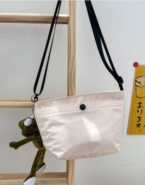 Дамска чанта в бежово - код B343