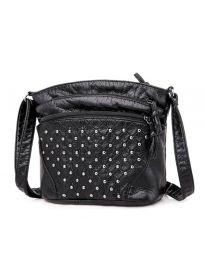 Дамска чанта в черно - код B134