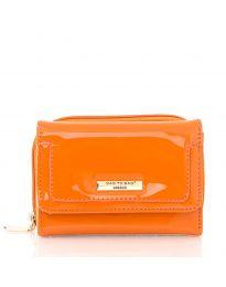 Портмоне в цвят оранжево - код - AC-1013