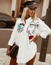 Ефектна дамска риза - код 0472 - 2