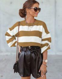 Атрактивен дамски пуловер - код 1765 - 3