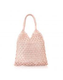 Дамска чанта в розово - код CF009-25