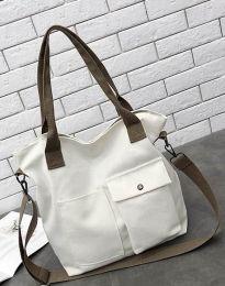 Дамска чанта в бяло - код B268