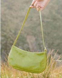 Дамска чанта в зелено - код B21