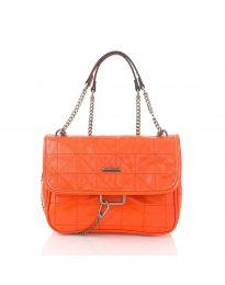 Дамска чанта в  оранжево - код JY- 6529