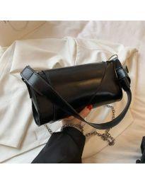 Дамска чанта в черно - код B572