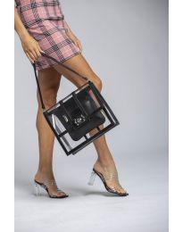 Дамска чанта в черно - код LS543
