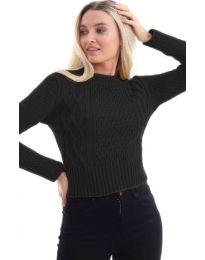 Дамска блуза в черно - код 145