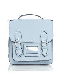 Дамска чанта в светло синьо - код SP9027