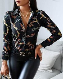 Ефектна дамска риза - код 5665 - 3