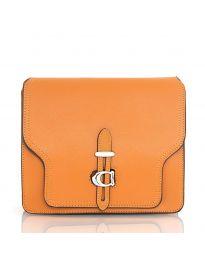 Дамска чанта в кафяво - код R1075