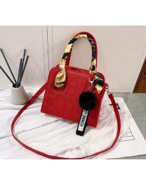 Дамска чанта в червено - код B92