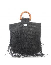 Дамска чанта в черно - код MS-3001