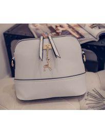Дамска чанта в бяло - код B132