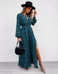 Ефектна дамска рокля - код 5194 - 4
