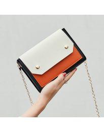 Дамска чанта с атрактивен дизайн - код B99 - 3
