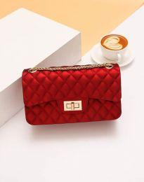 Дамска чанта в червено - код B341