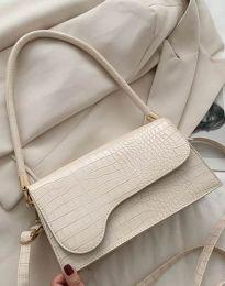 Дамска чанта в бяло - код B426
