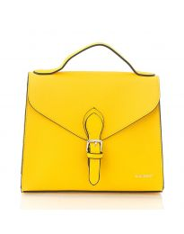Дамска чанта в жълто - код R1068