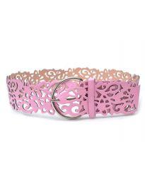 Дамски колан в розово - код P95