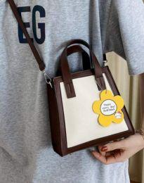 Ежедневна дамска чанта - код B497 - 2