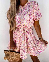 Атрактивна дамска рокля - код 6985 - 2