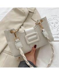 Дамска чанта в бяло - код B126