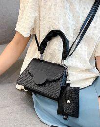 Дамска чанта в черно - код B427