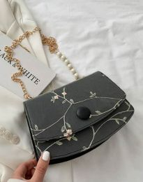 Дамска чанта в черно - код B471