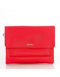 Дамска чанта в червено -  H9092