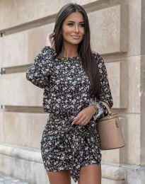 Ефектна дамска рокля - код 0361 - 1