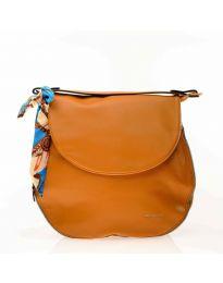 Дамска чанта в кафяво - код NH2816